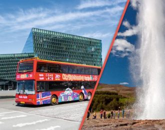 The Golden Circle & Hop On Hop Off – Combo Deal