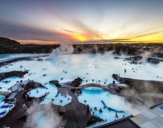 Small Group Golden Circle and Blue Lagoon Tour with Admission Ticket