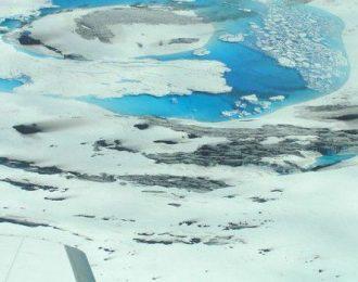 Grímsvötn Eruption Site