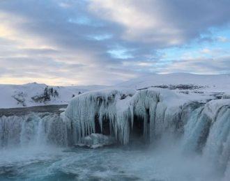 Private Lake Myvatn Day Tour & Godafoss waterfall