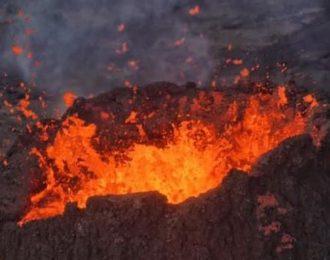 The Volcano flight 2021