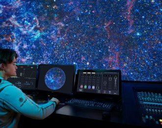 Áróra Northern Lights Planetarium Show