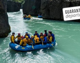 The Golden Circle & River Rafting | Small Group Day Tour