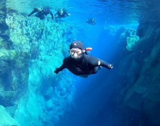 Self drive: Wetsuit Snorkeling in Silfra | Free photos