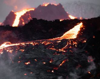 Volcano Adventure From Reykjavík