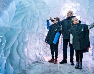 Wonders of Iceland + Áróra show