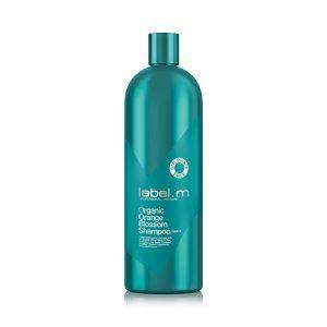 Org Orange blossom shampoo 1L