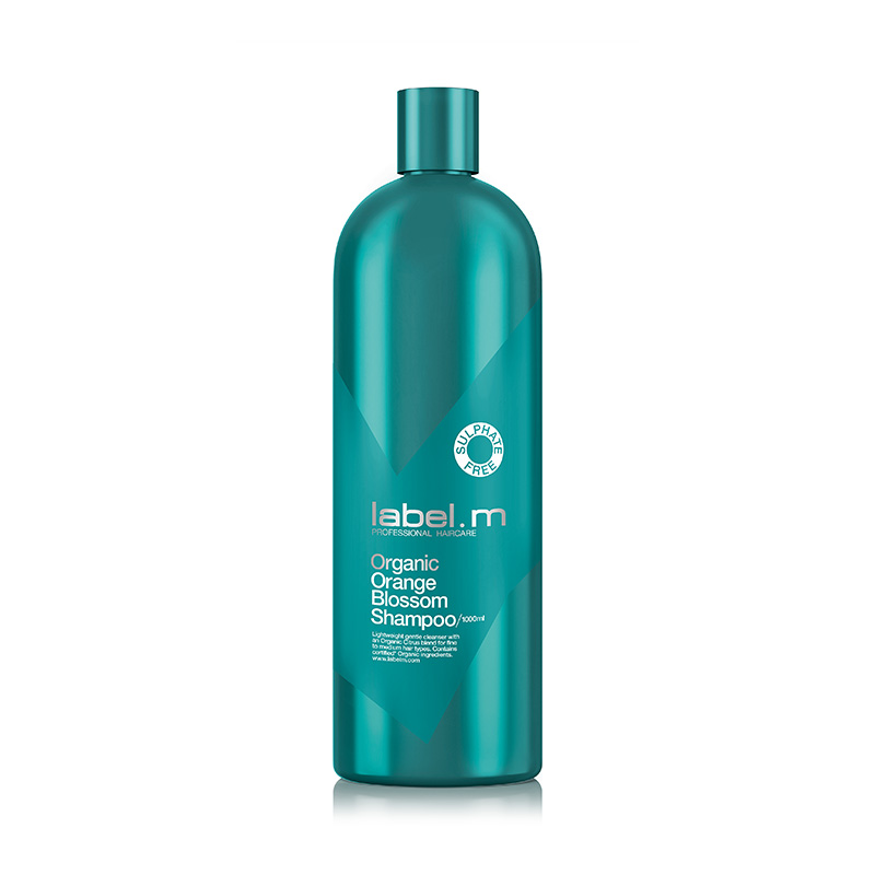 Org Orange blossom shampoo 1L