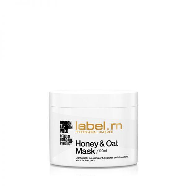 Honey & Oat treatment mask 120 ml