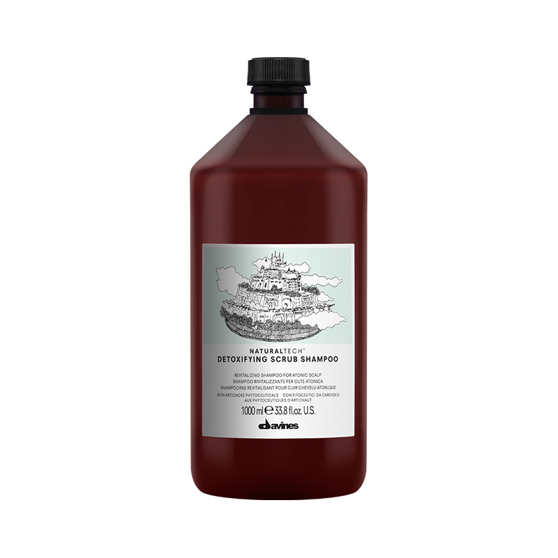 Detoxifying Scrub Shampoo 1L