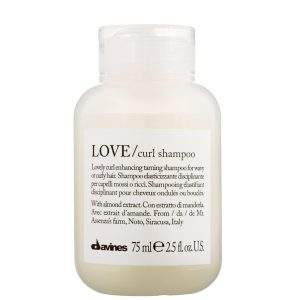 Love Curl Shampoo 75 ml