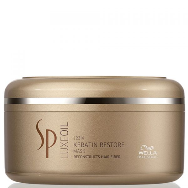SP LuxeOil – Keratin Restore Mask