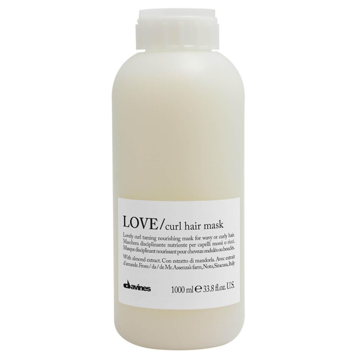 Love Curl Hair Mask 1L