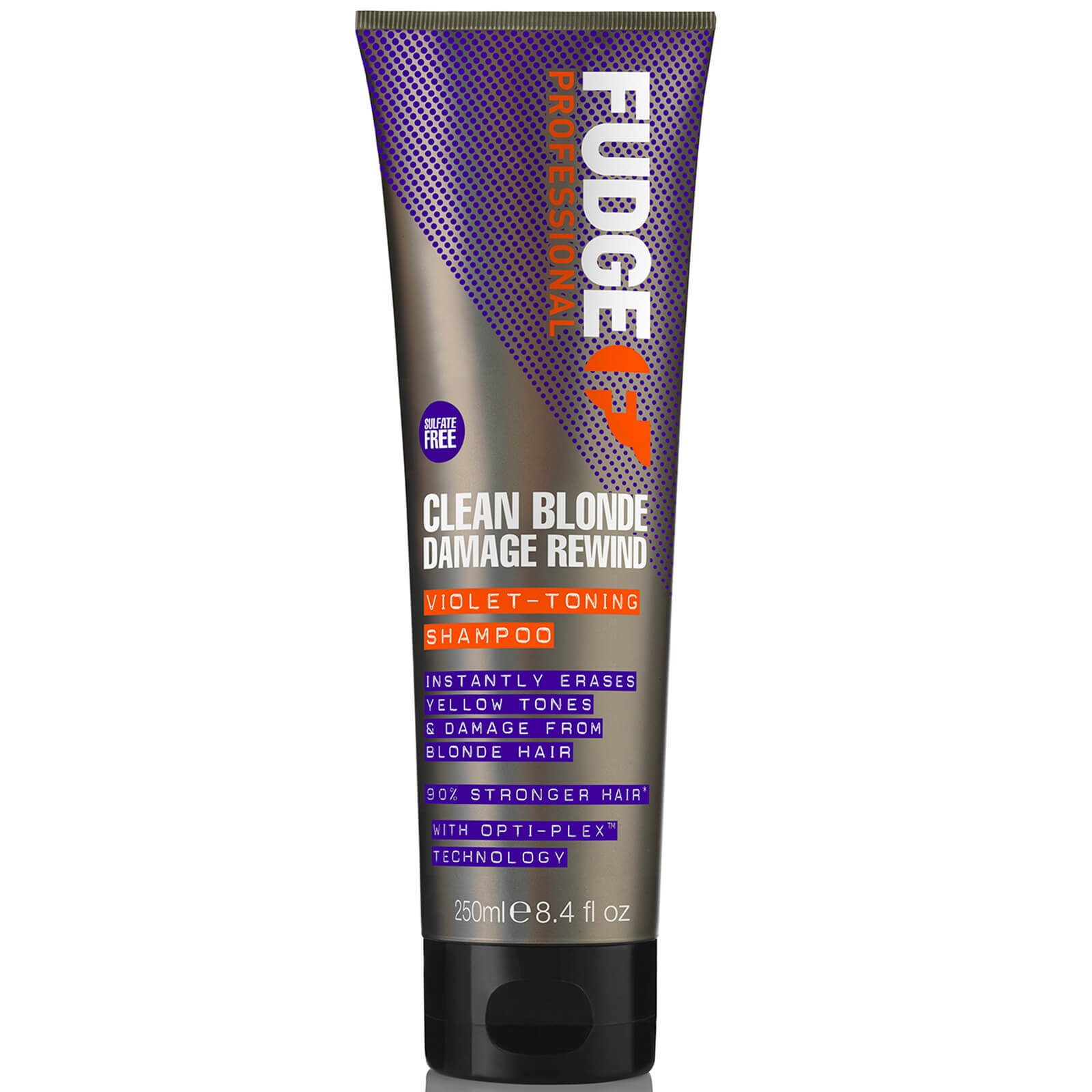 Clean Blonde Damage Rewind Violet-Toning Shampoo