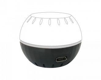 USB spennugjafa sökkull fyrir Shelly H&T