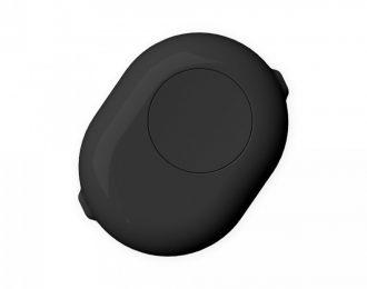 Shelly Button Black