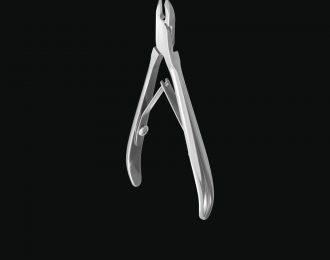 professional cuticle nippers quarter jaw