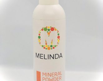 MELINDA mineral powder for hair removal