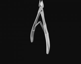 PROFESSIONAL CUTICLE NIPPERS full jaw 10 mm