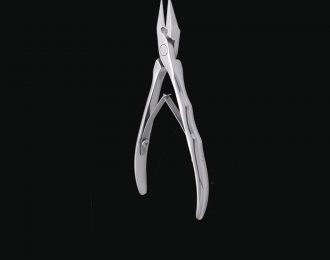 PROFESSIONAL INGROWN NAIL NIPPERS full jaw 16 mm