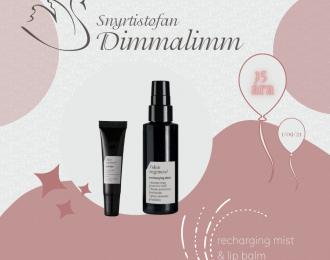 /skin regimen/ Mist + Lip Balm