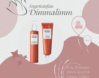 Body Strategist Attack Serum + Contour Cream