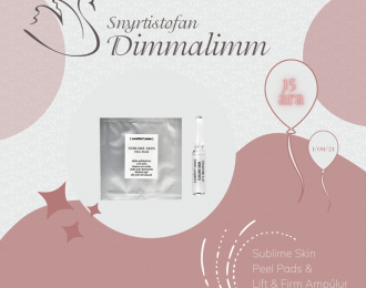 Sublime Skin Peel Pads + Lift & Firm