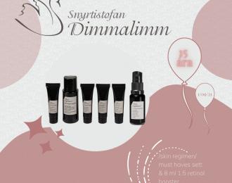 /skin regimen/ Must Haves + 8 ml 1.5 retinol booster
