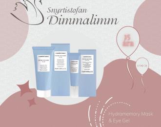 Hydramemory Eye Gel + Mask