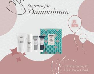 Uplifting Journey Kit + Skin Perfect mask