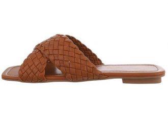 Sandalar camel kaðla 2110-1 camel