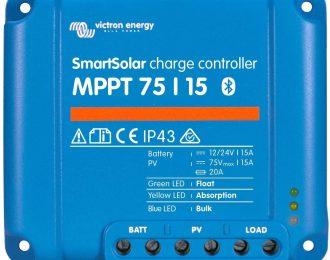 Hleðslustýring – MPPT 75/15 Smart