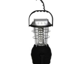 LED Útilegulukt – hlaðanleg