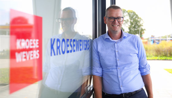 Charles Fakkert manager accountancy KroeseWevers