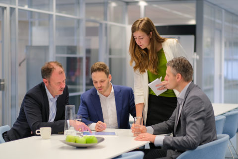 Corporate Finance team KroeseWevers