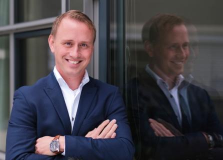De ambitie van Erik, manager subsidieadvies