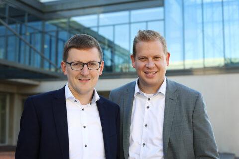 Erwin en Ivo