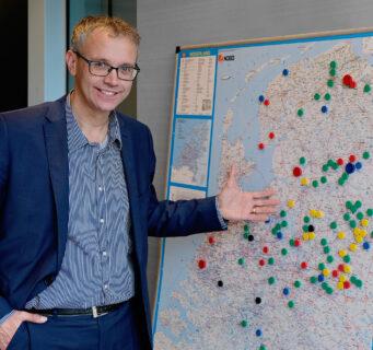 Richard ten Pas - Accountancy voor supermarkten KroeseWevers
