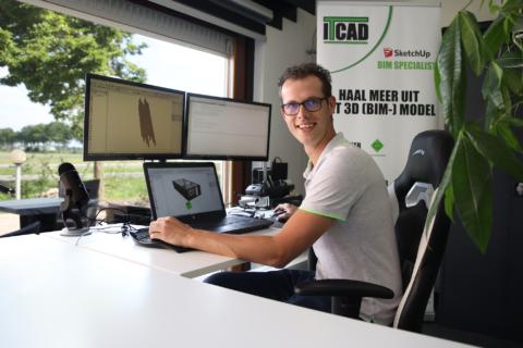 Start up ITCAD innoveert en groeit met hulp van Kroese Wevers Subsidieadvies2