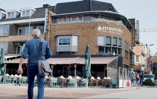KroeseWevers verzorgt de online administratie van restaurant Stravinsky uit Hengelo