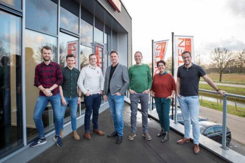 Team Quadrum Tenten Groep Lichtenvoorde