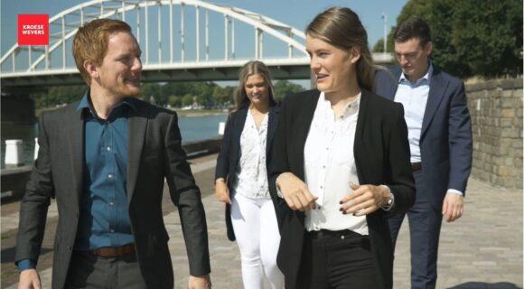 Young Professionals - Werken bij KroeseWevers