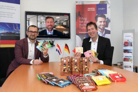 Fallbeispiel: Ritter Sport vertraut seit zehn Jahren auf KroeseWevers' Expertise