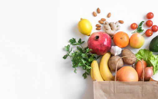 Bedrijfsvergelijking supermarkten