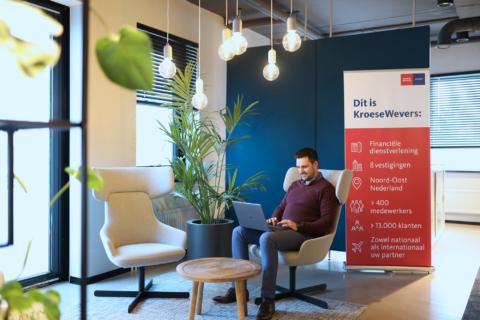 De werkweek van René senior assistent accountant samenstel in Groningen