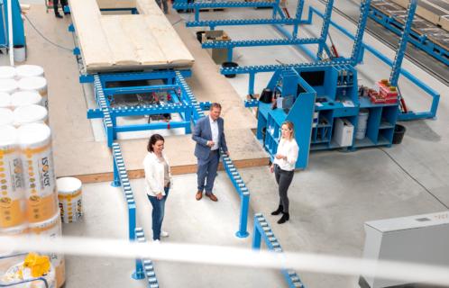 KroeseWevers digitaliseert salaris- en HR-administratie Groothuisbouw