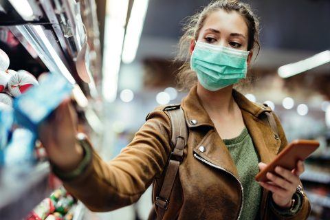 Marges supermarkten in 2020: hogere marges door ander consumentengedrag