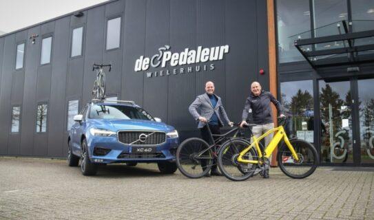 Kroesewevers begeleidde bij verkoop van meerderheidsbelang in wielerhuis de pedaleur aan volvo dealer harrie arendsen