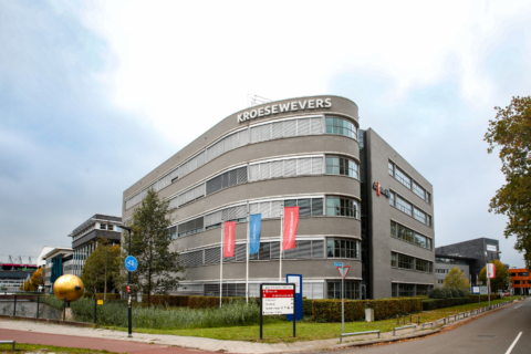Vestiging Enschede Kroese Wevers