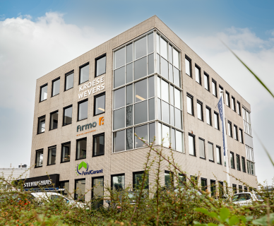 Vestiging Kroese Wevers Groningen